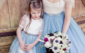 Elise, une robe couleur de temps